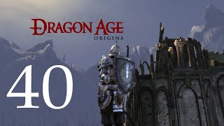 Let's Play DRAGON AGE Origins Ultimate Edition Modded Part 40 The Choice
