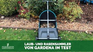 Gardena Laub- und Rasensammler / Top oder Flop?