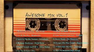 Guardians of the Galaxy  Awesome Mix Vol  1 Soundtrack - No ads ;)