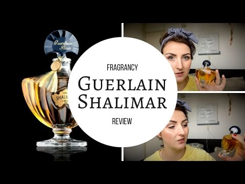 Shalimar by Guerlain – Perfume review