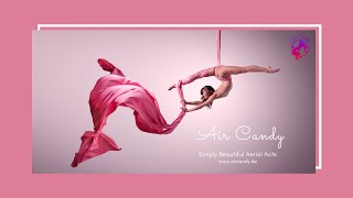 Diamond In The Sky -  Air Candy Vertikaltuch - Aerial Silk
