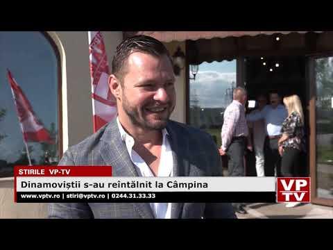 Dinamoviștii s-au reîntălnit la Cămpina