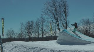 How To Hit A Jump On Skis!