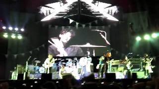 Arcade Fire - Month Of May / Rebellion (Lies) - Guggenheim Bilbao (2011/07/13)