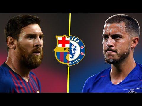 Lionel Messi VS Eden Hazard - Who Is The Best? - Amazing Dribbling Skills - 2019