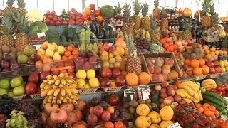 Как правильно выбирать фрукты.