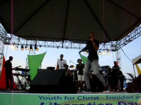 JC & CG FAMILY @ Youth for Christ Liberation Day 2011