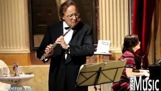 """Oberon Trio """"Scènes de la forêt"""" -A l'aube- de Mel Bonis"""
