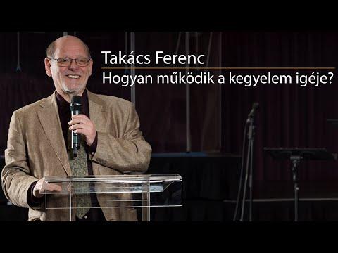 Takács Ferenc: Hogyan működik a kegyelem igéje? letöltés