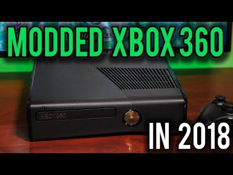 Xbox 360 RGH 1 2 (Slim Trinity ACEv5)