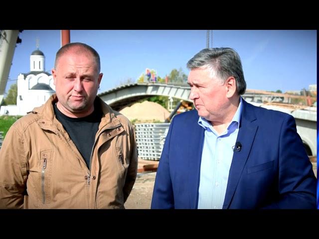 Алексей Огоньков провел выездное заседание проектного комитета