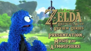 Breath of the Wild's Presentation, Music and Atmosphere