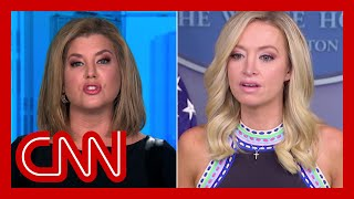 'She lies about lying': Brianna Keilar fires back at McEnany