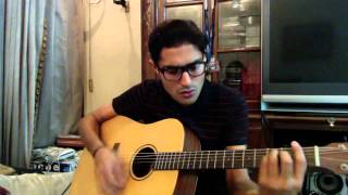 Saudebaazi (Guitar Cover) - Mary Kom