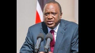 Jubilee leaders defend Uhuru Kenyatta's 'win' as they campaign in Thika