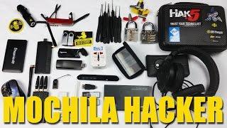 Mochila Hacker - O que não pode faltar na sua mochila.