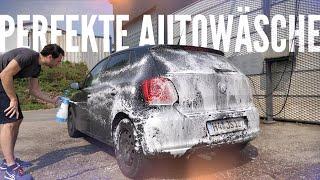 Die optimale Fahrzeugwäsche und Autolack wachsen mit Dr Wack Speed Wax Plus 3