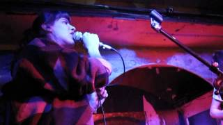 Pinkshinyultrablast live @ The Shacklewell Arms, London, 01/05/15 (Part 1)