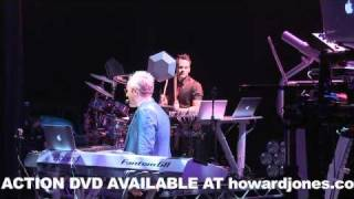 Howard Jones - Look Mama - Humans Lib / Dream Into Action Concert