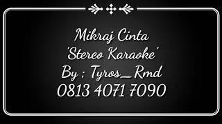Mikraj Cinta Karaoke