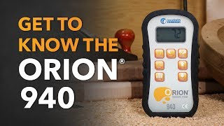 Orion 940 Moisture Meter: Get to Know and How to Use