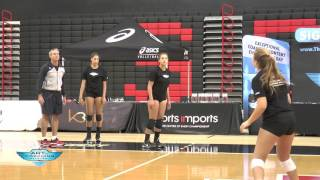 Attacking Tips & Tricks From Karch Kiraly - The Art Of Coaching Volleyball
