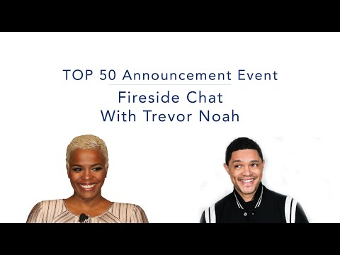 Fireside Chat with Trevor Noah | 2019 DiversityInc Top 50 Announcement Event