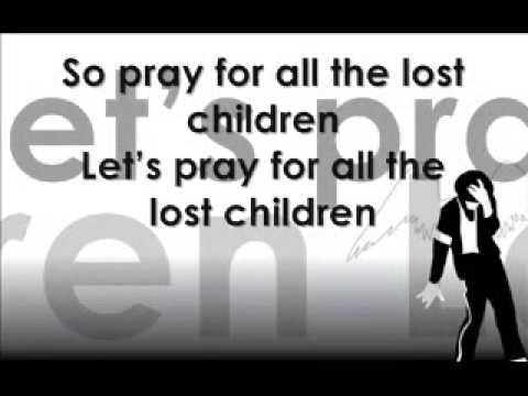 Michael Jackson The Lost Children with Lyrics