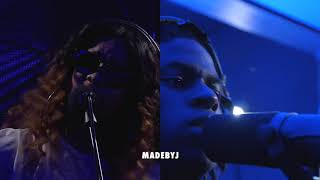 Best Part   Daniel Caesar And H.E.R. BBC Radio 1Xtra Session (MAD3BYJ Edit)