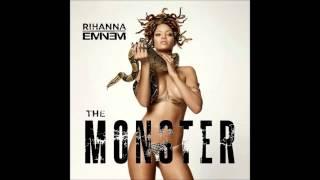 Gambar cover Rihanna - The Monster (Remix)