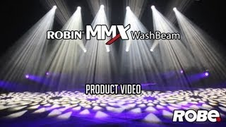 ROBIN MMX WashBeam video