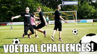 SICKE VOETBAL CHALLENGES!!