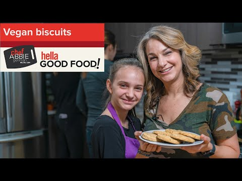 Vegan Biscuits