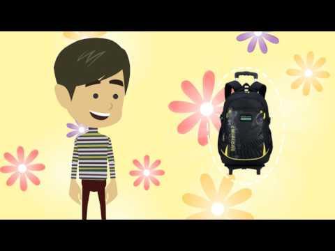 Was ist ein Schultrolley? | Schultrolley.com