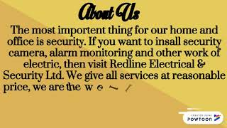 Reasonable Electrician South Auckland from Redline Electrical & Security Lt