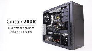 Corsair Carbide 200R Review