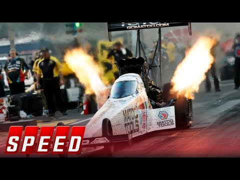 Brown, Capps, & Gray take pro class wins at Seattle   2018 NHRA DRAG RACING