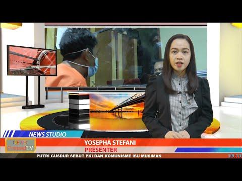 Polisi Bekuk Terduga Pelaku Pembunuh Ibu dan Anak di Pontianak