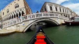 360 VR video experience in Venice