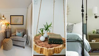 10 Small Bedroom Arrangement Ideas