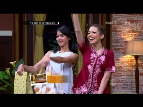 The Best of Ini Talk Show - Neng Maya Belajar Jadi Cheerleader
