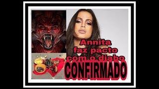 CONFIRMADO    ANITTA FAZ PACTO COM DIABO VEJA
