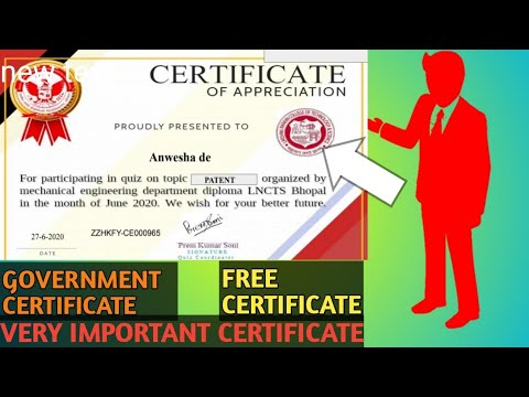 Free online courses with certificate for engineering students | FREE ...