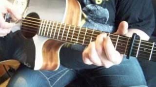 gitaarles nr 181 g en g krezip Sweet Goodbyes