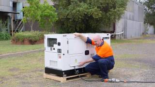 Guide to operate on Gogopower Diesel Generator