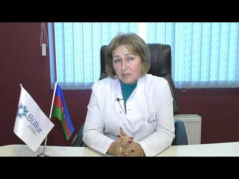 Lena Hacıyeva endokrinoloq. Şəkərli Diabet zamanı qidalanma.