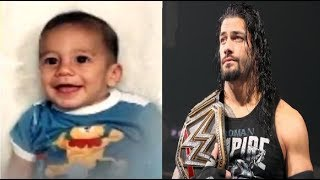 ROMAN REIGNS Transformation From 1 To 32