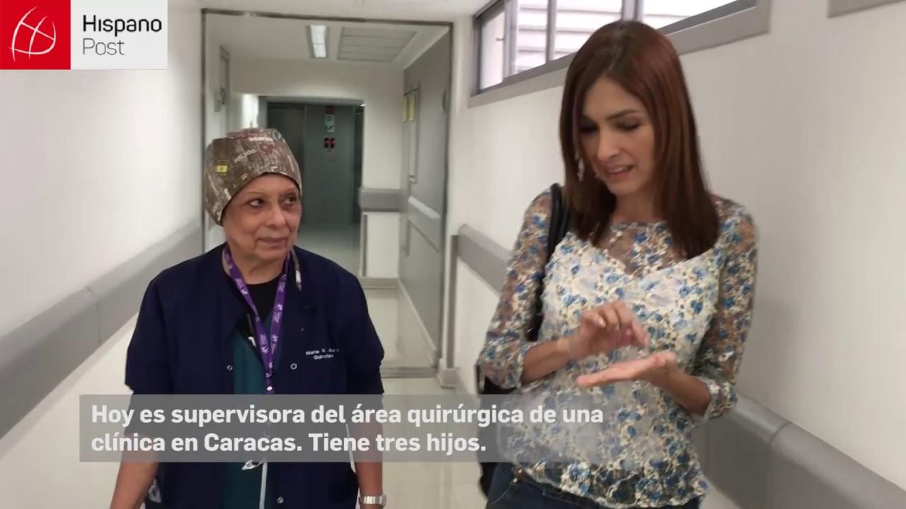 Rostros HispanoPost Enfermera cuenta su día a día en el sector salud venezolano