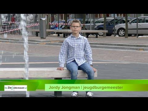 VIDEO | Jeugdburgemeester Jordy Jongman pleit voor meer speelplaatsen in Dronten