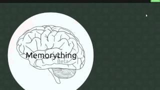 Vignette de [VIDEO] Memorything, l'Outil Ultime Pour Créer Votre Table De Rappel